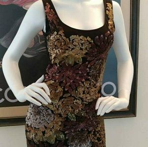 Hale Bob cocktail dress